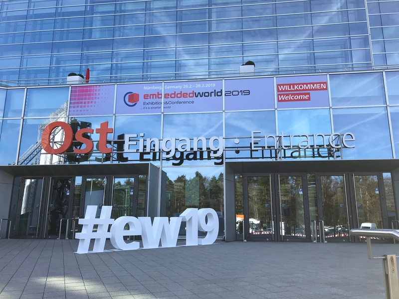 ID Solution на Embedded world 2019